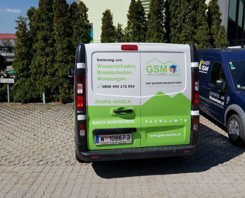 GSM Autofolierung